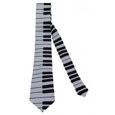 Skinny Neck Tie (Keyboard)