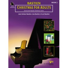 Bastien Christmas For Adults Book 2 (Book Only)