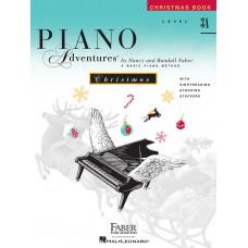 Piano Adventures: Christmas Book Level 3A