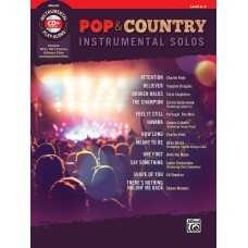 Pop & Country Solos Cl