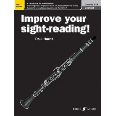 Improve Your Sight-Reading CL 6-8