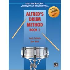 Alfred Drum Method - Book 1