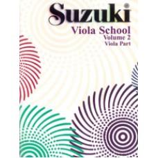Suzuki Viola School - Viola Volume 2