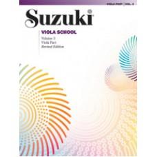 Suzuki Viola School Revised - Viola Volume 3