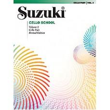 Suzuki Cello School Revised - Cello Volume 2