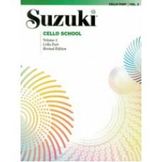 Suzuki Cello School Revised - Cello Volume 3