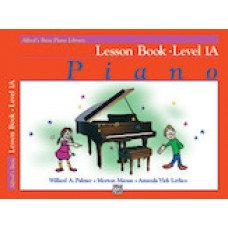 Alfred Basic Piano Library Lesson Book - Level 1A