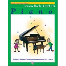 Alfred Basic Piano Library Lesson Book - Level 1B