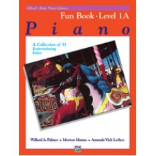 Alfred Basic Piano Library Fun Book - Level 1A