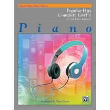 Alfred Basic Piano Library Popular Hits Complete Book - Level 1 (1A/1B)