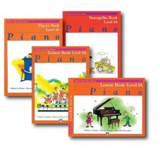 Alfred's Basic Piano Library - Level 1A Set