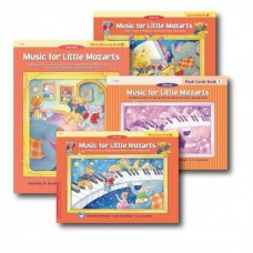 Alfred's Music for Little Mozarts - Level 1 Set