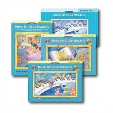 Alfred's Music for Little Mozarts - Level 3 Set
