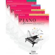 Piano Adventures: Set Level 1
