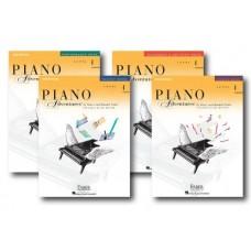 Piano Adventures: Set Level 4