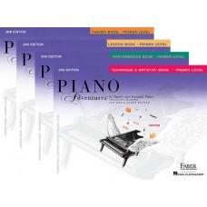 Piano Adventures: Set Primer Level