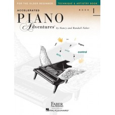 Piano Adventures Accelerated: Set Level 1
