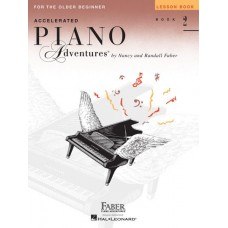 Piano Adventures Accelerated: Lesson Book Level 2
