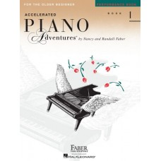 Piano Adventures Accelerated: Performance Book Level 1