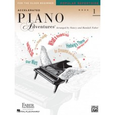 Piano Adventures Accelerated: Popular Repertoire Book 1