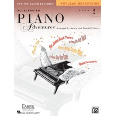 Piano Adventures Accelerated: Popular Repertoire Book 2