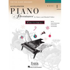 Piano Adventures Accelerated: Christmas Book 1