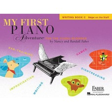 My First Piano Adventure: Lesson Book C with CD