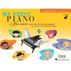 My First Piano Adventure: Lesson Book A