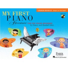 My First Piano Adventure: Lesson Book B