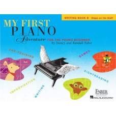 My First Piano Adventure: Writing Book B