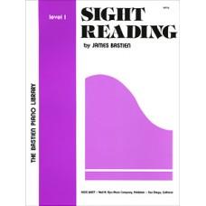 Bastien Sight Reading - Level 1