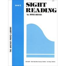 Bastien Sight Reading - Level 2