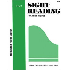 Bastien Sight Reading - Level 3