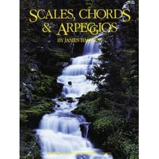Scales&comma Chords&comma & Arpeggios