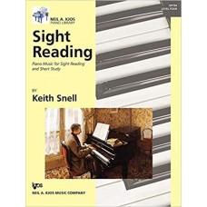 Sight Reading - Diane Hidy - Level 4