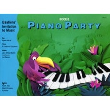 Piano Party Book B