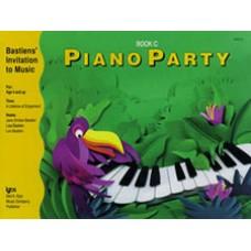 Piano Party Book C