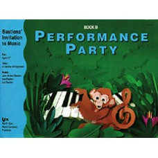 Performance Party Book B