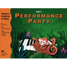 Performance Party Book D