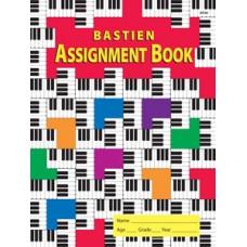 Bastien Assignment Book