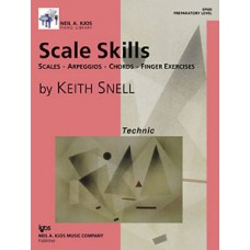 Scale Skills - Prep Level