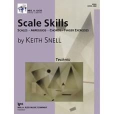 Scale Skills - Level 1