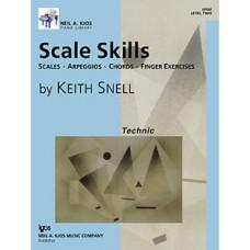 Scale Skills - Level 2