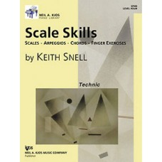 Scale Skills - Level 4