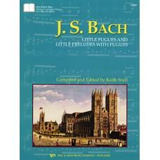 Bach-Little Fugues & Little Preludes w/ Fugues