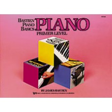 Bastien Piano Basics: Piano Book Primer Level