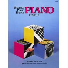 Bastien Piano Basics: Piano Book Level 2