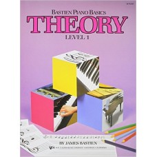 Bastien Piano Basics: Theory Basics Level 1