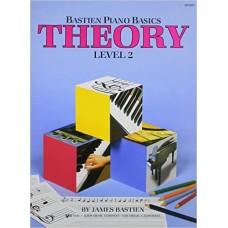 Bastien Piano Basics: Theory Basics Level 2
