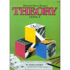 Bastien Piano Basics: Theory Basics Level 3